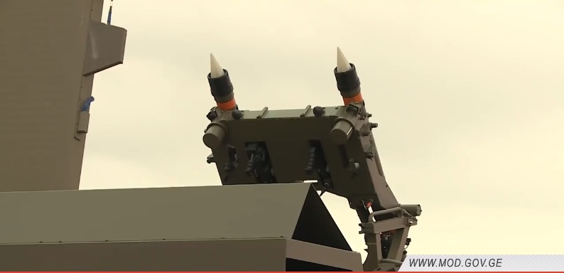 Georgia received the French anti-aircraft missile systems Mistral ATLAS Georgia, Mistral, Georgia, Ground, Master, GM403, ATLAS, chassis, Arquus, complexes, passing, defense, Received, cars, cost, rocket, anti-aircraft, ACMAT, France