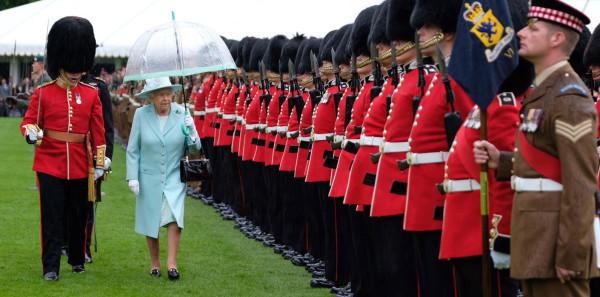 Проблемы комплектования пехотных частей британской армии