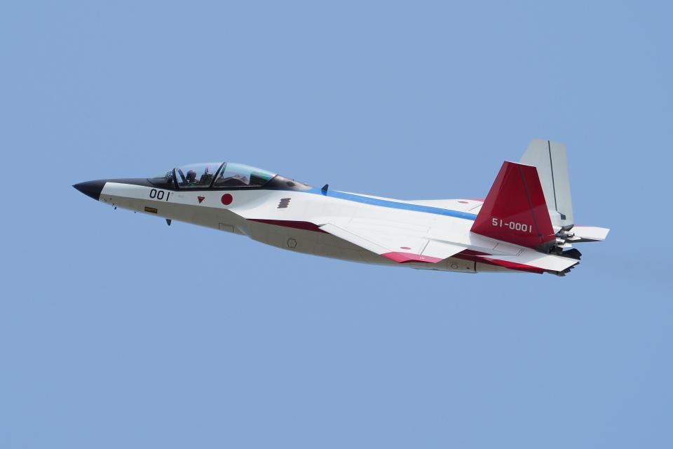 Министерство обороны Японии приняло решение о разработке собственного истребителя пятого поколения