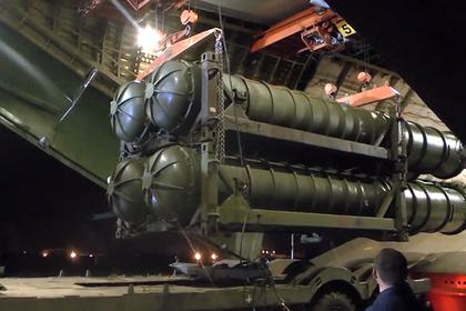 Россия безвозмездно поставила Сирии три дивизиона зенитной ракетной системы С-300ПМ