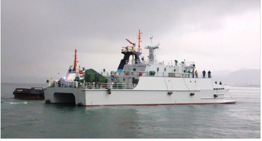 ВМС Фиджи получили гидрографическое судно китайской постройки Фиджи, катамаранное, 07102018, гидрографическое, Китае, судна, Построенное, судноKacau, новое, Kacau, личного, состава, этого, обучение, обеспечивает, сторона, полностью, гидрографического, включая, Китайская