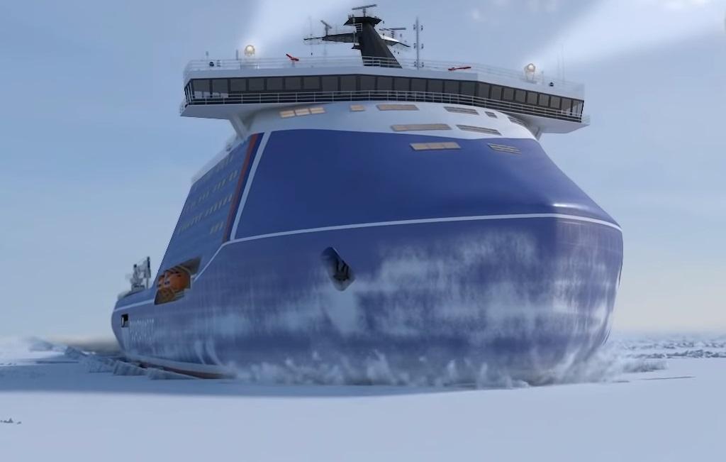 Стоимость атомных ледоколов типа «Лидер»
