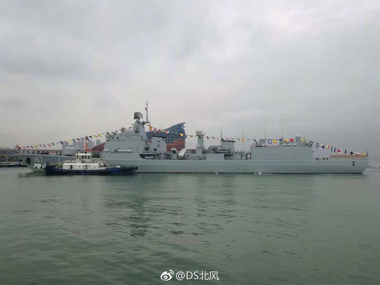 Завершена модернизация единственного эсминца проекта 051B Shenzhen ВМС НОАК