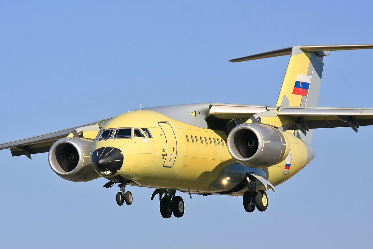 Последний российский Ан-148