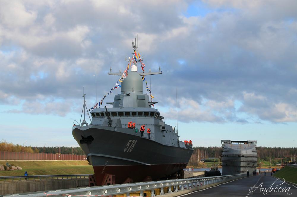 "Project 22800: ""Karakurt"" class missile ship - Page 24 6062020_1000"