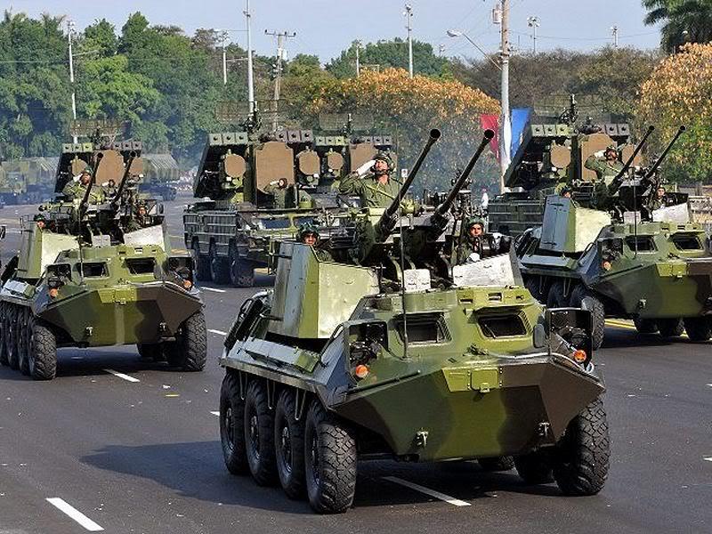 Россия предоставит Кубе кредит на закупку военной техники