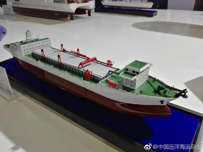 На 13-й Международной выставке судостроительной промышленности SHIPTEC CHINA 2018 в Китае