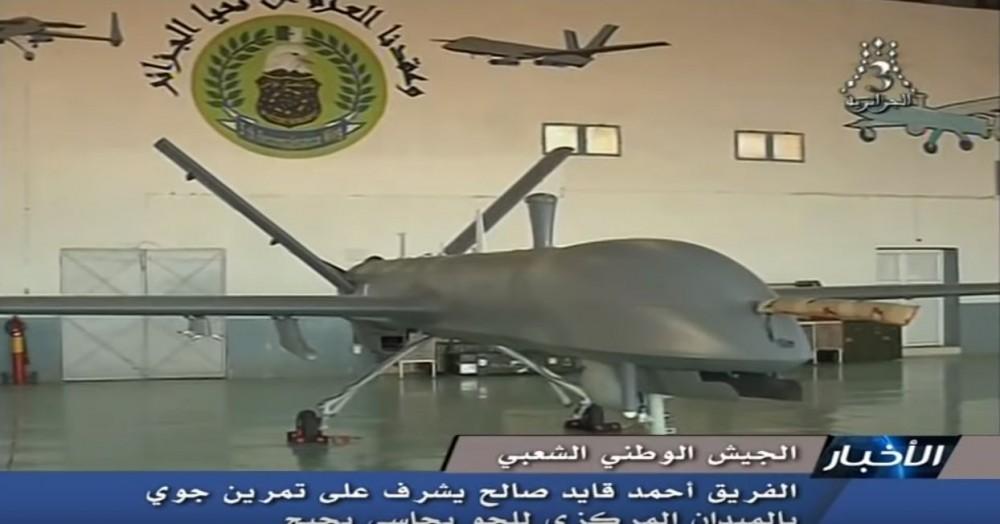 Алжир приобрел китайские ударные беспилотные летательные аппараты CH-4 и CH-3