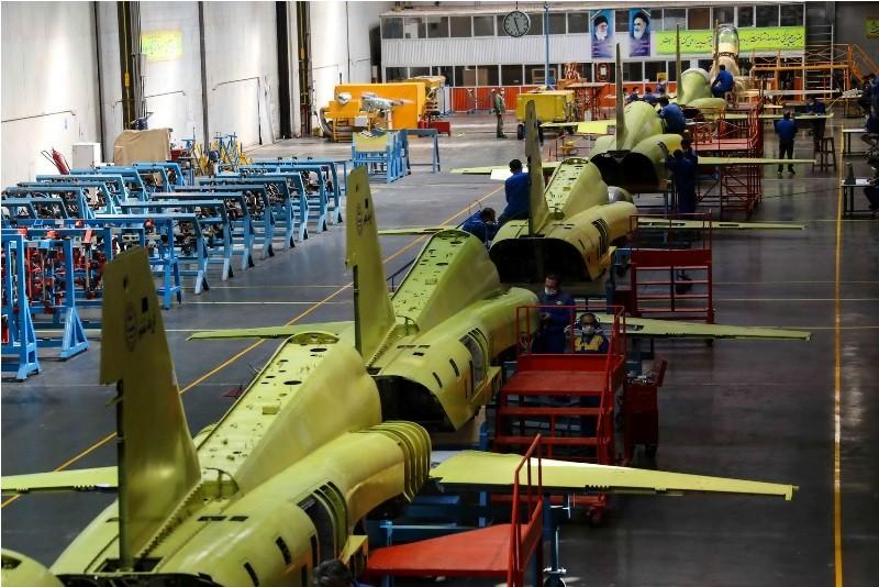 В Иране объявили о начале производства истребителей Kosar (Kowsar)