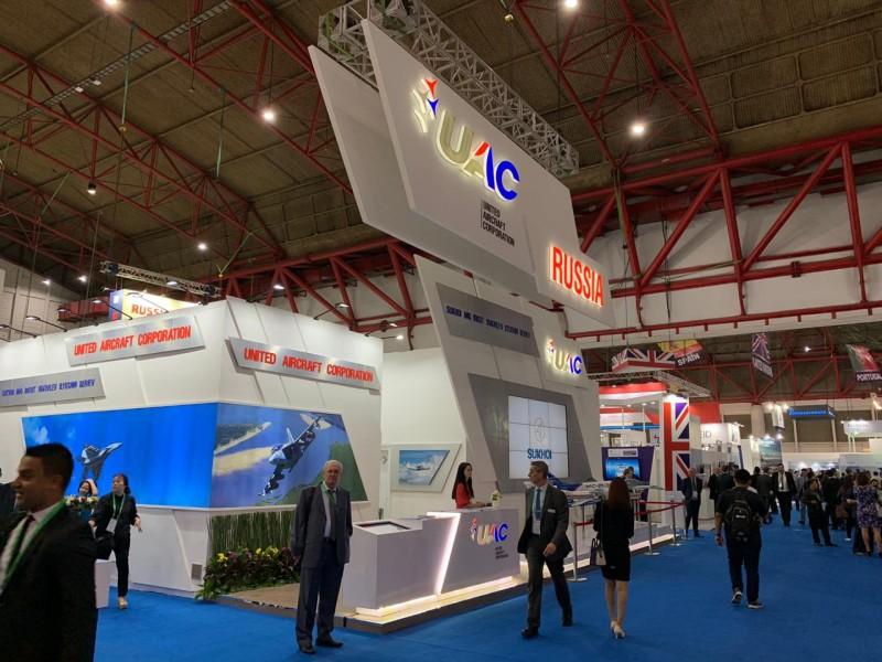 ОАК на выставке Indo Defence 2018 в Индонезии