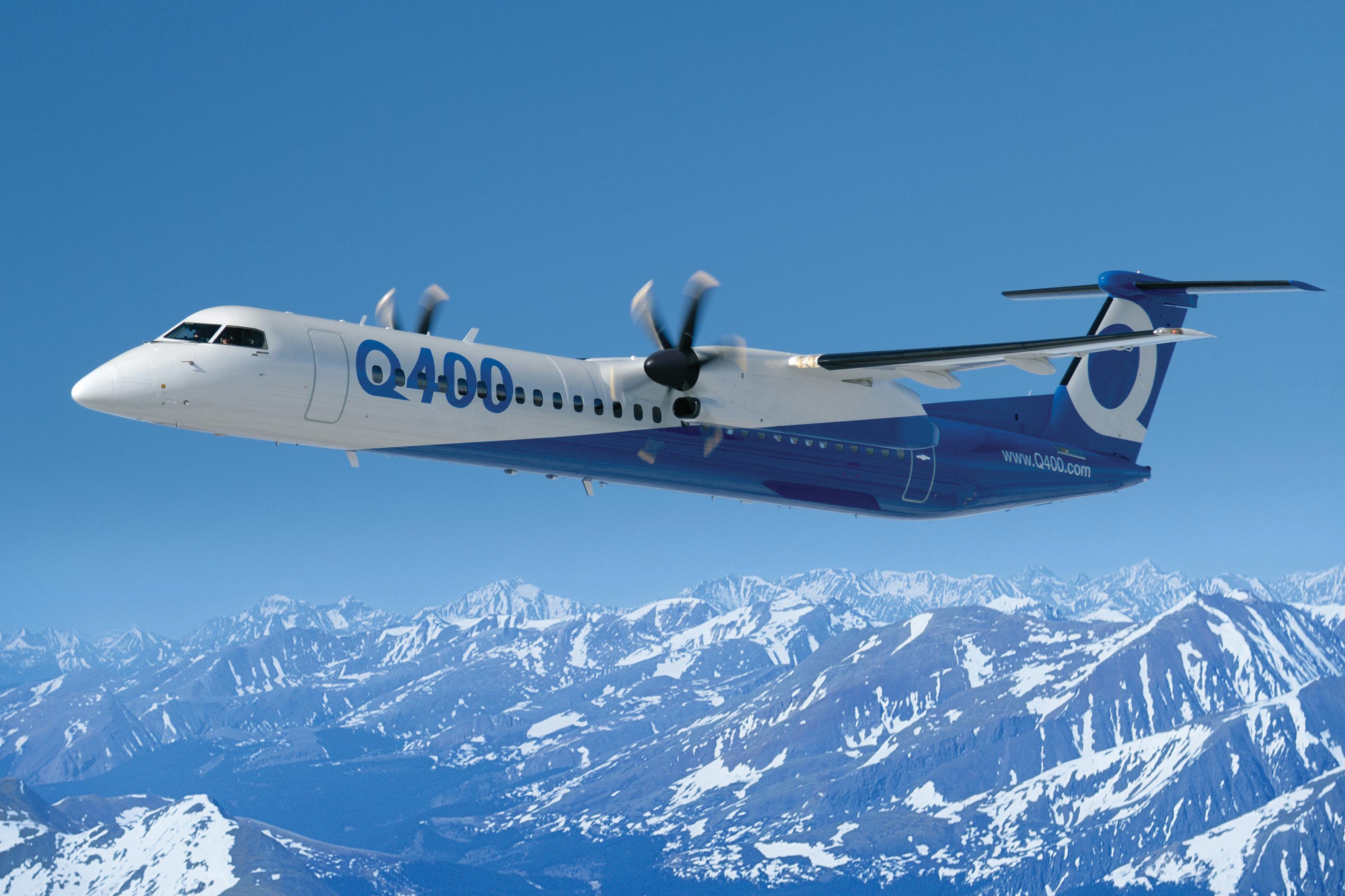 Bombardier продала программу производства турбовинтовых самолетов компании Viking Air