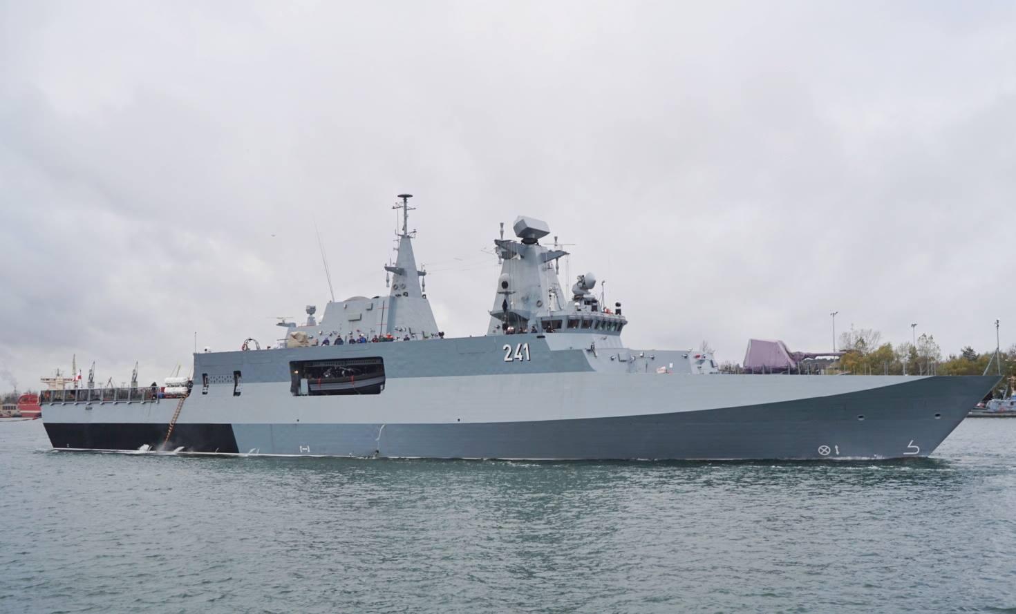 Польский долгострой в море