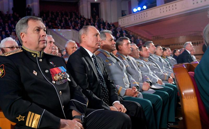 Исполняющим обязанности главы ГРУ назначен Игорь Костюков