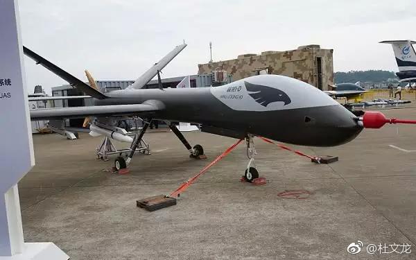 Египет заказал 32 китайских модернизированных беспилотных летательных аппарата Pterodactyl ID