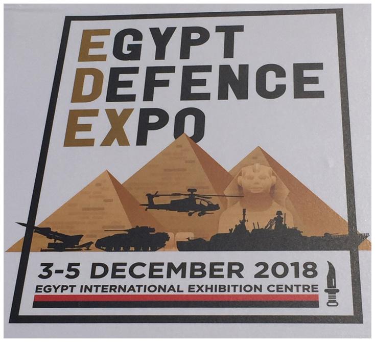 Рособоронэкспорт на выставке EDEX 2018 в Египте