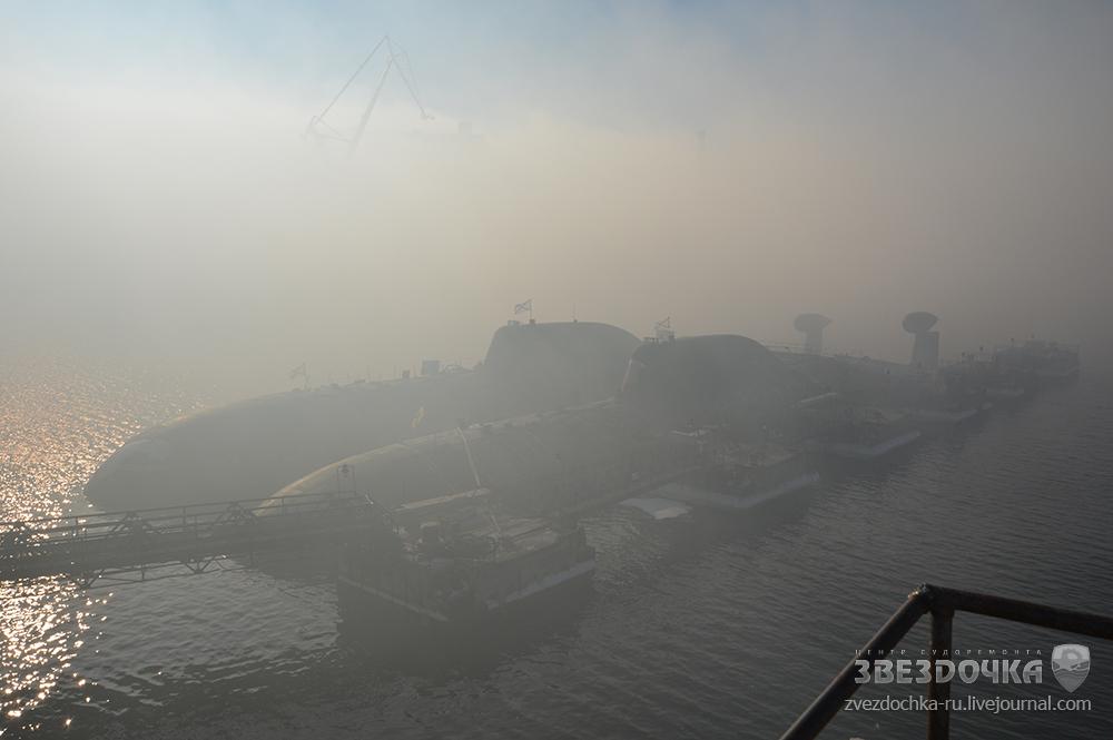 """Атомная подводная лодка """"Самара"""" проекта 971 может быть передана Индии в аренду"""