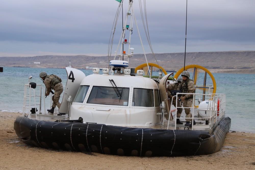 Казахстанские катера на воздушной подушке