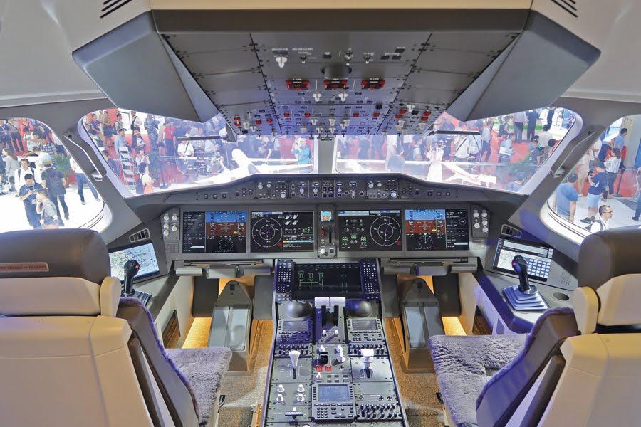 Интервью с главным конструктором с российской стороны самолета CR929