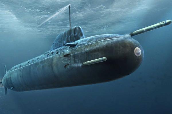 Проблемные вопросы облика перспективных подводных лодок ВМФ России