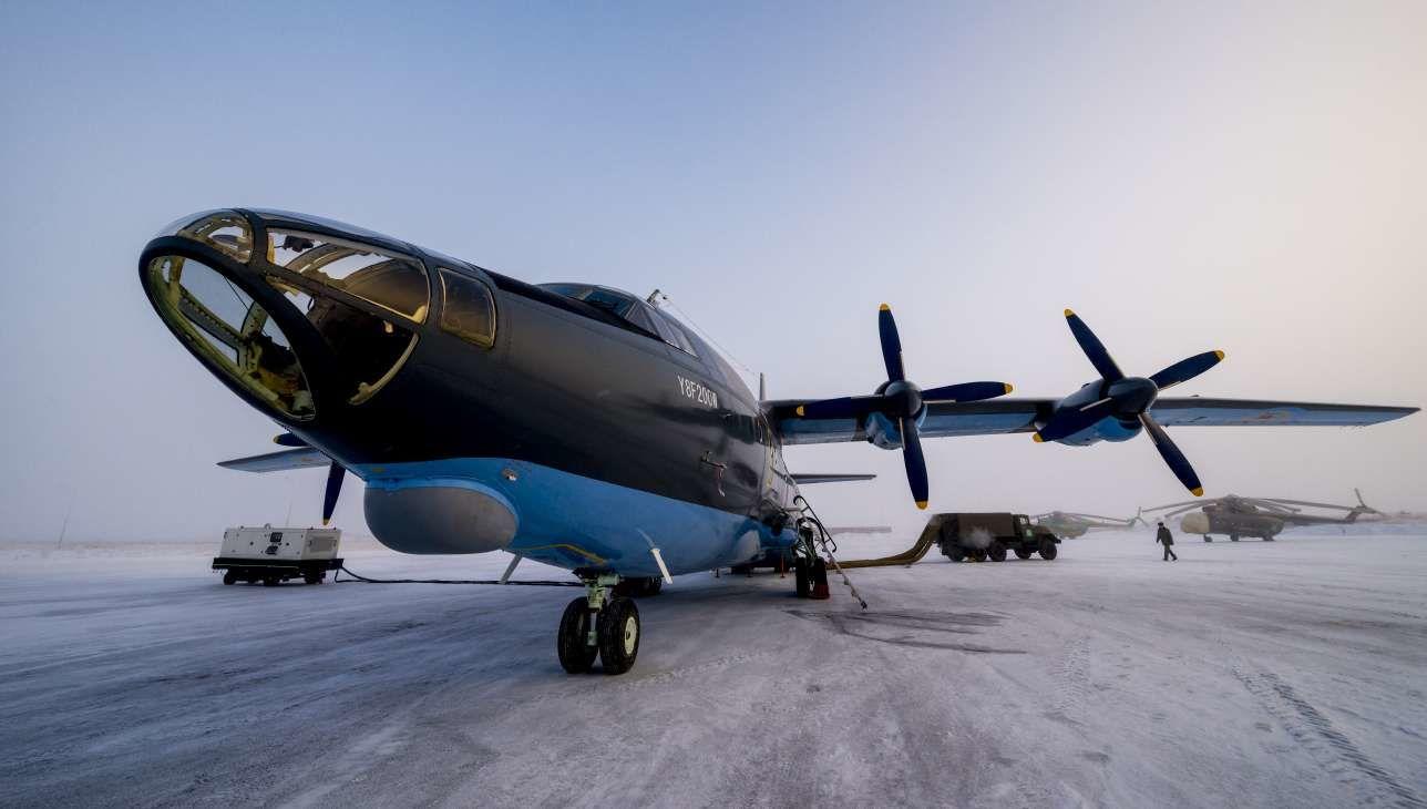 Как лётчики Национальной гвардии Казахстана осваивают китайский военно-транспортный самолёт Y-8F