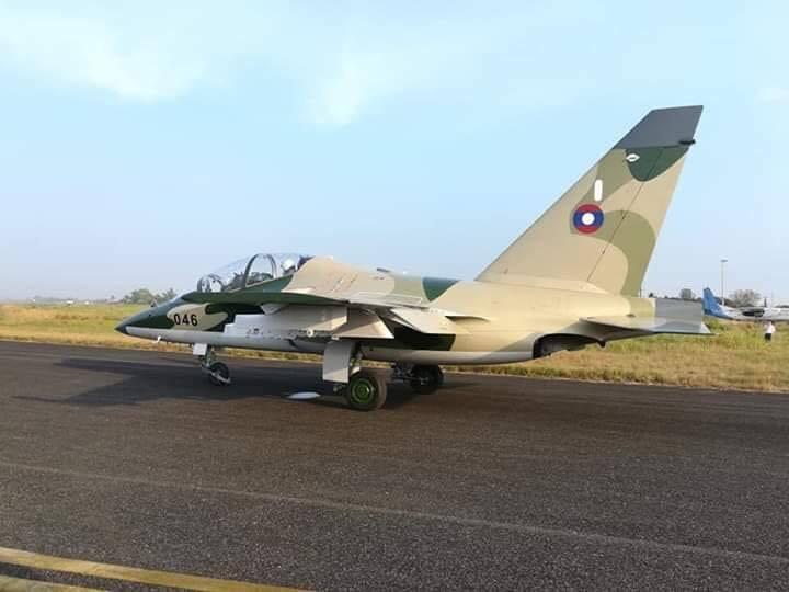 В Лаос будет поставлено десять самолетов Як-130