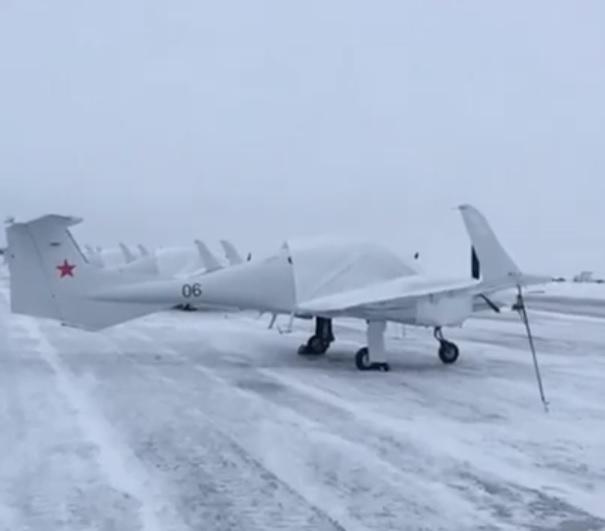 Самолеты Diamond DA42T в Балашове