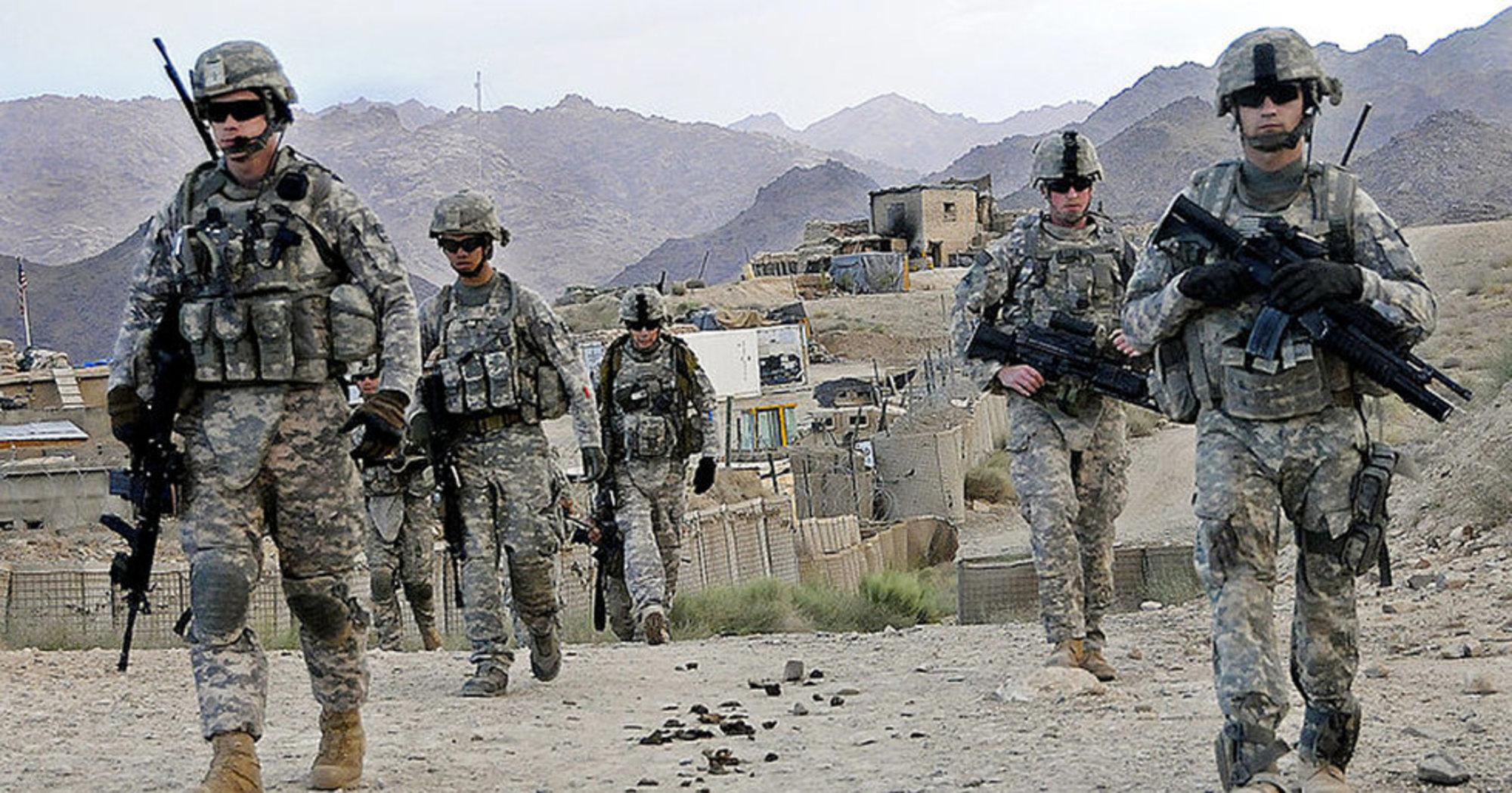США близки к соглашению с талибами о выводе американских войск из Афганистана