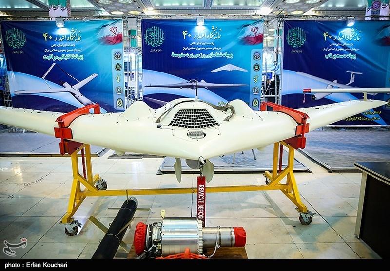 Выставка достижений военной промышленности Ирана