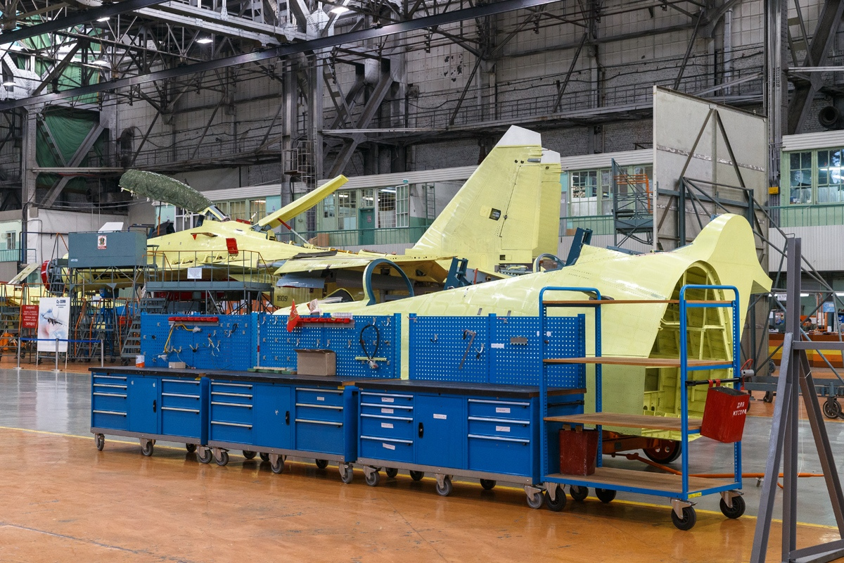 Армения приобрела четыре истребителя Су-30СМ