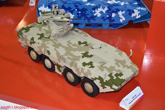 Таиланд намерен приобрести еще 41 китайский бронетранспортер VN1
