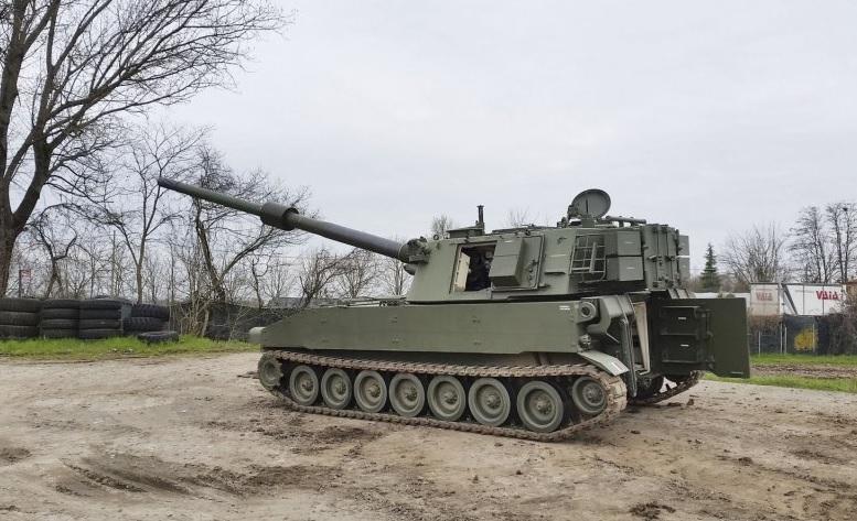 Новый итальянский вариант модернизации 155-мм самоходной гаубицы М109