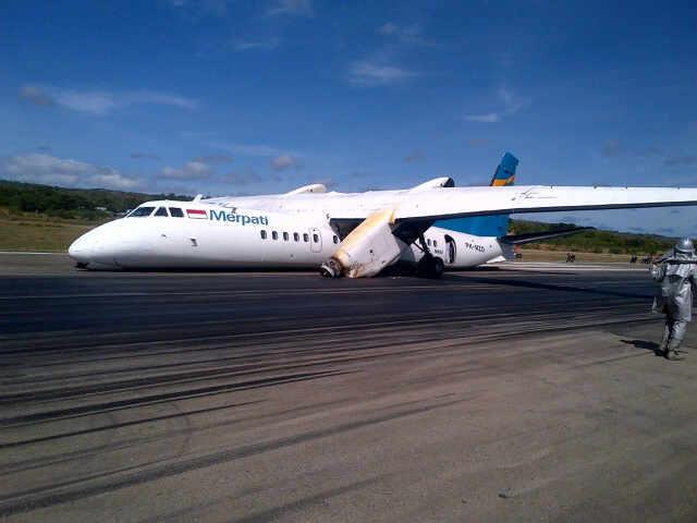 Мьянма приостановила эксплуатацию самолетов МА60