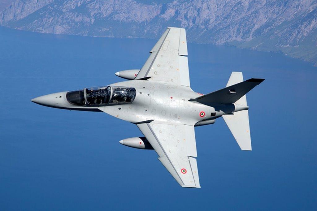 ВВС Италии получают еще четыре самолета М-346