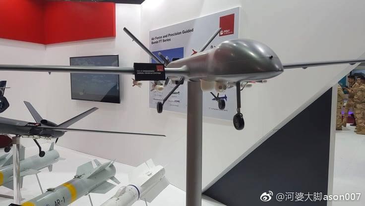 Китайская экспозиция на 8-й международной оборонной выставке IQDEX-2019 в Ираке