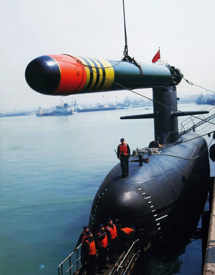 Торпеды китайского флота