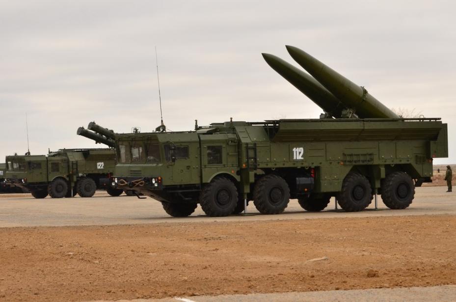 В Южном военном округе сформирована новая ракетная бригада