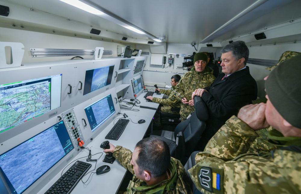 وفد أوكراني يبحث شراء طائرات بدون طيار تركية الصنع 6664744_1000