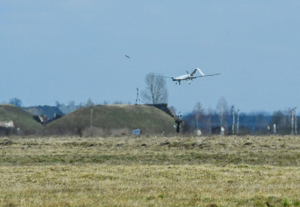 Украина получила турецкие беспилотные летательные аппараты Bayraktar TB2 55474789_1564743966993323_8850776966727467008_o