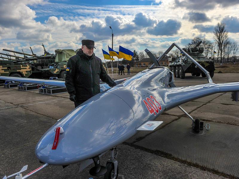 وفد أوكراني يبحث شراء طائرات بدون طيار تركية الصنع 6665585_original