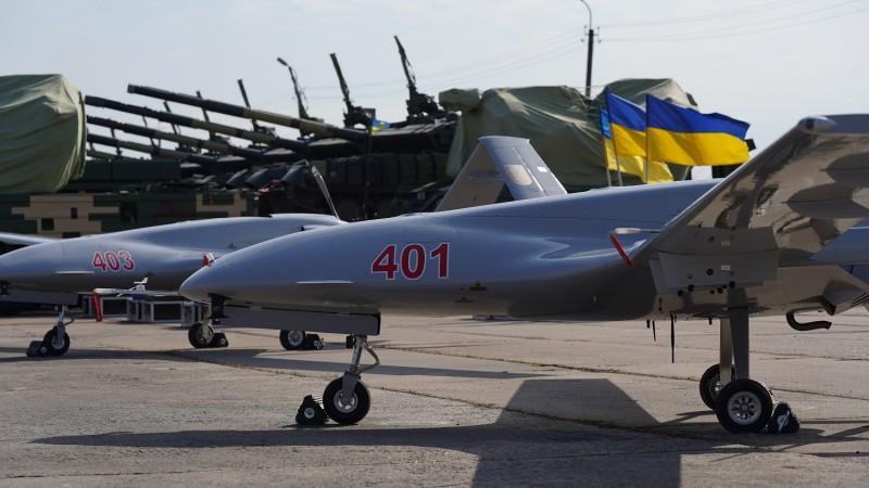 Украина получила турецкие беспилотные летательные аппараты Bayraktar TB2 2003901_800