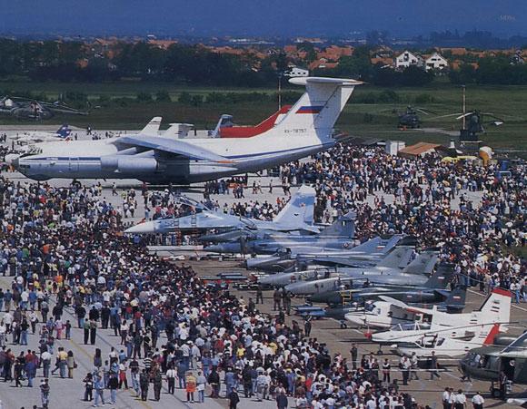 Batajnica air show 1997