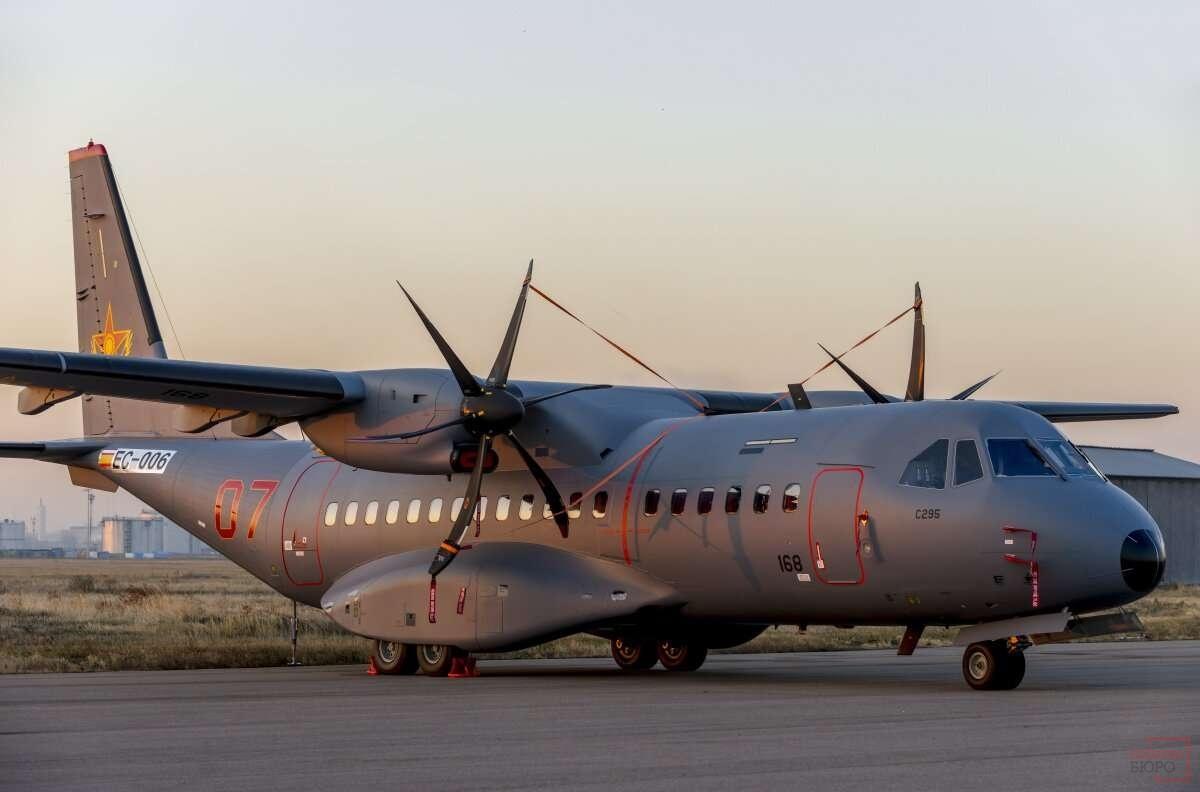 Пограничная служба Казахстана заказала один самолет Airbus C295