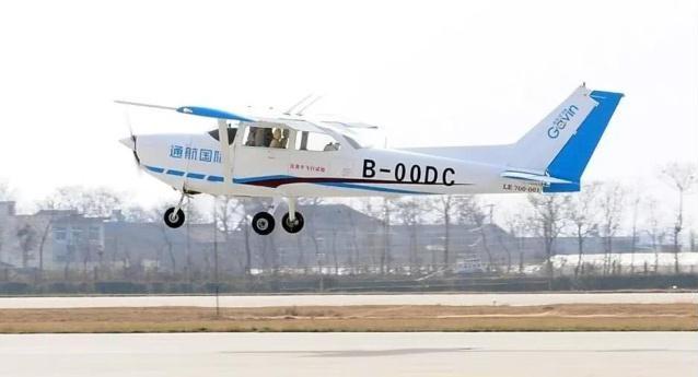 Китайский легкий самолет Xiaoying 700 совершил первый полет