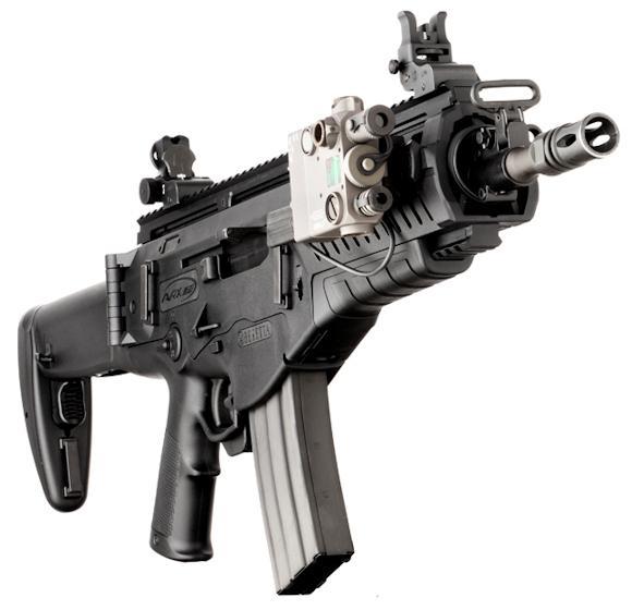 Румыния будет производить автоматические винтовки Beretta ARX 160