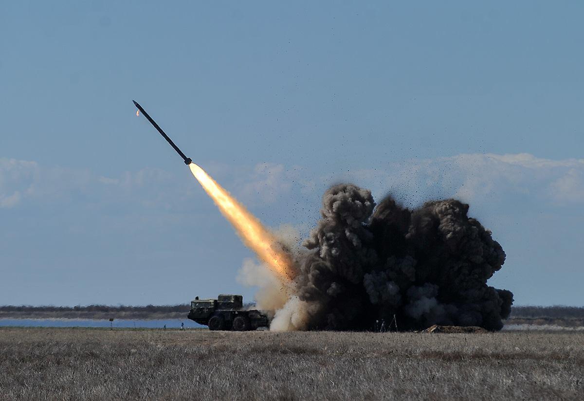 На Украине проведены очередные пуски управляемых ракет «Ольха» и «Ольха-М» для РСЗО «Смерч»