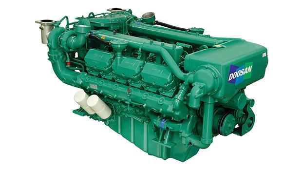 Южнокорейские дизельные двигатели для российских катеров
