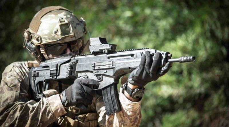 Новая израильская автоматическая винтовка Carmel