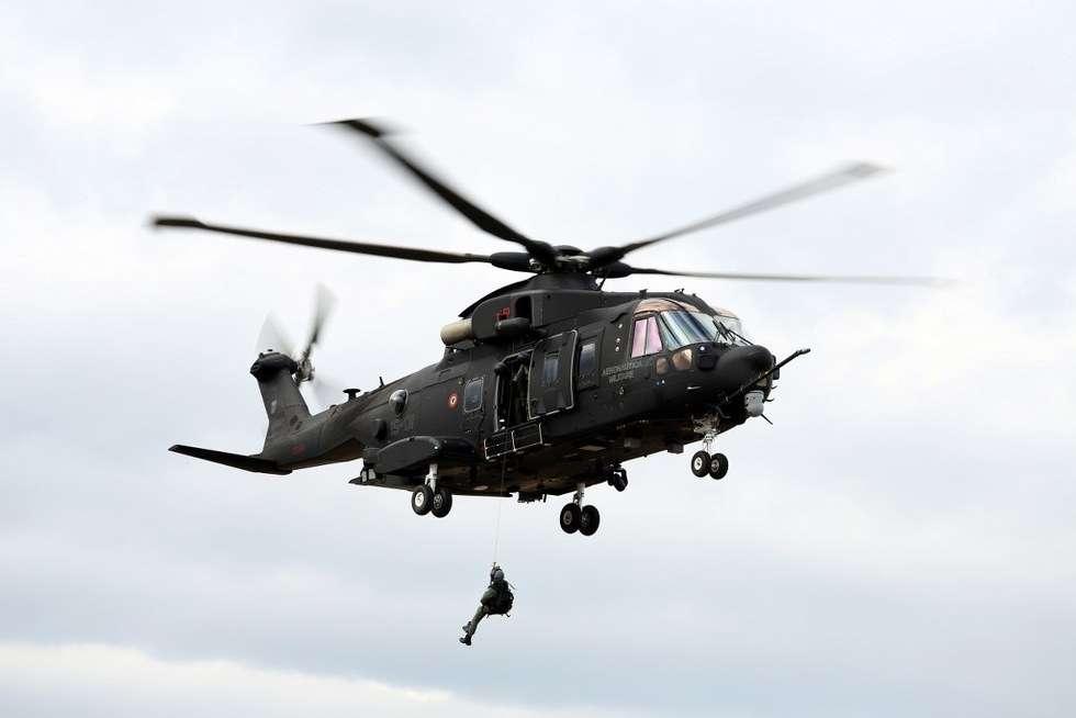 Польша приобретет четыре вертолета AW101 для морской авиации