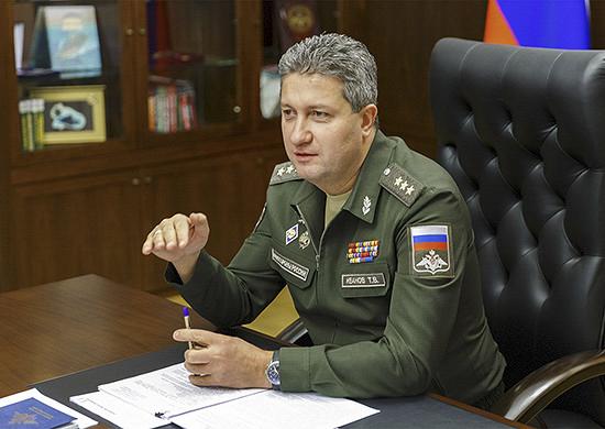 Доклад заместителя Министра обороны Тимура Иванова на Едином дне приемки военной продукции