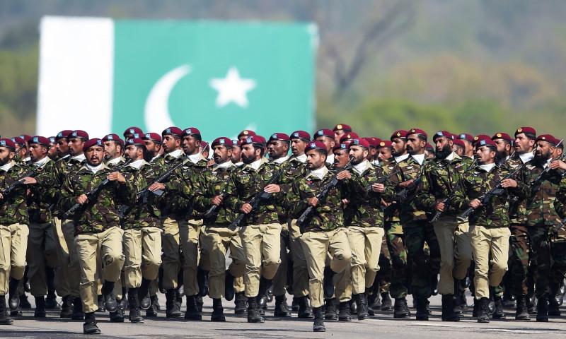 Исламабадский перелом